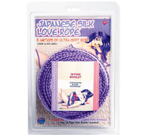Japanese Love Rope 5M Purple