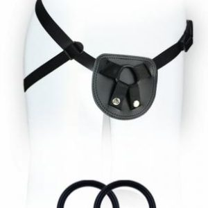 Basic Harness Kit Black - Bulk