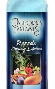 Razzels Tropical Teeze Warming Lube 4 oz