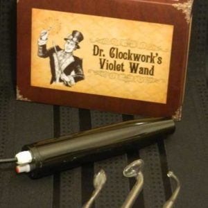 Dr Clockwork Violet Wand Kit