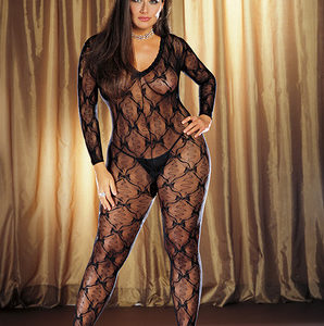 Bordeaux Body Stocking Queen