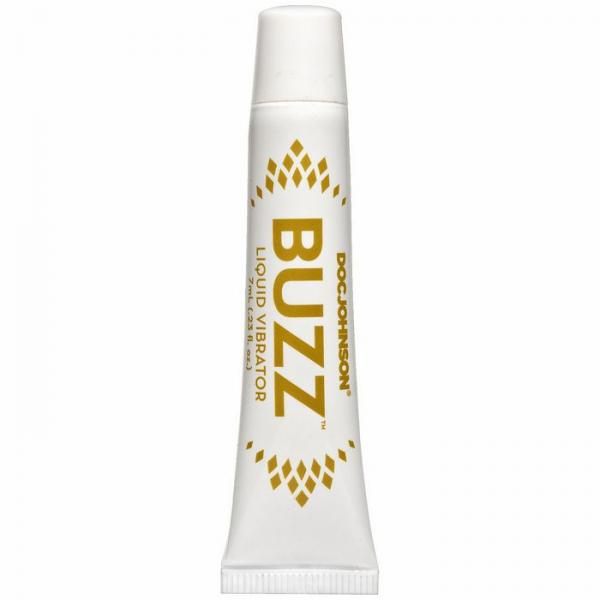 Buzz Liquid Vibrator .23 fluid ounce