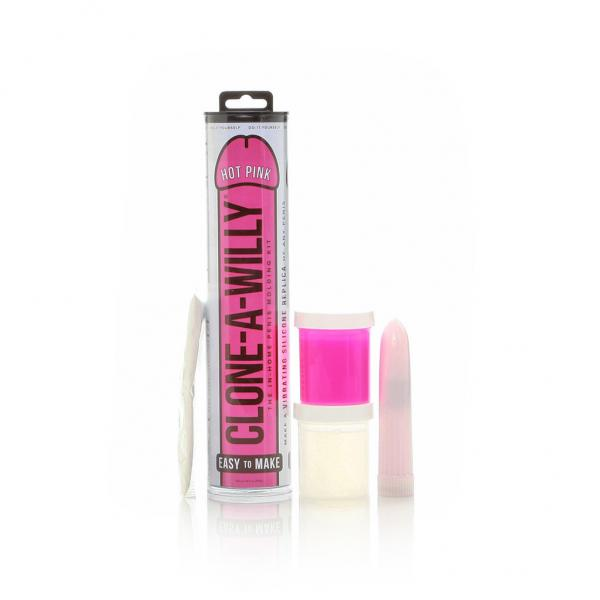 Clone A Willy  Kit: Hot Pink