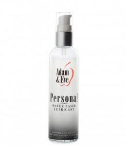 Adam & Eve Personal Water Based Lube 4oz