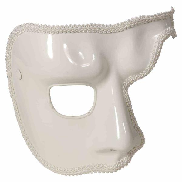 Phantom Mask White O/S