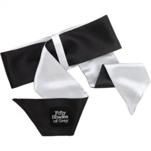 Fifty Shades Of Grey Soft Limits Deluxe Wrist Tie