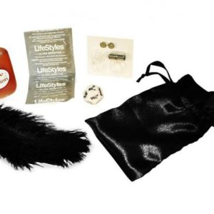 Garden of Eden Couples Kit with Tongue Ring