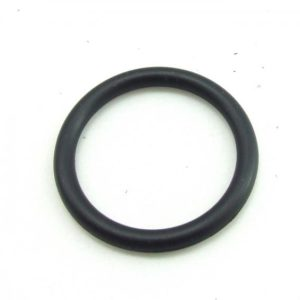 H2H Cock Ring Nitrile 1.75 inches Black