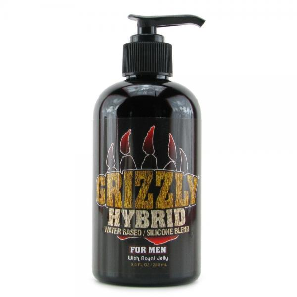 Grizzly For Men Hybrid Lube 9.5oz