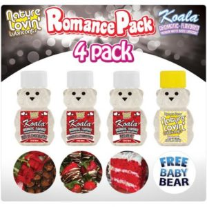 Nature Lovin Romance Pack 4 Pack 1.7oz Each