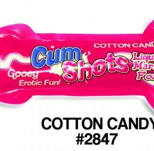 Cum Shots Marshmallow Foam Candy Cotton Candy