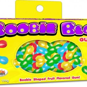 Boobie Bubble Gum Fruit Flavored