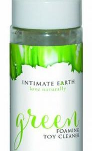 Intimate Earth Green Foaming Toy Cleaner 6.3oz