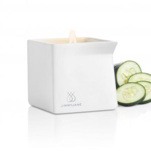 Afterglow Natural Massage Candle Cucumber Water