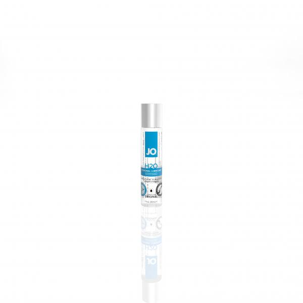 JO H2O Water Based Lubricant 1oz