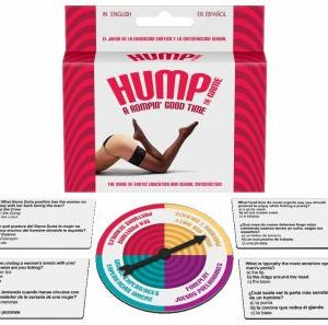 Hump The Game A Rompin Good Time