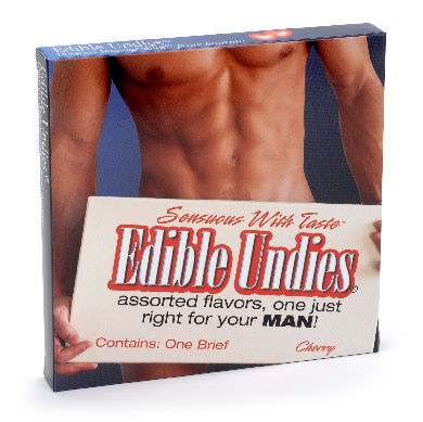 Edible Undies for Men - Pink Champ