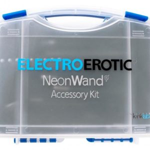 Neon Wand Electrode Accessory Kit - Purple