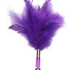 Tantra Feather Teaser Purple