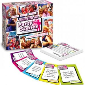 Bride To Be Party Scenes Game