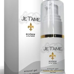 Je T'aime Arousal Gel Ecstasy 15ml