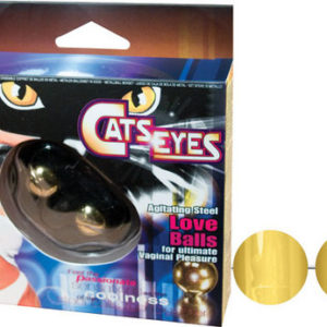CATS EYES-GOLD