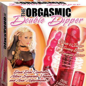 Orgasmic Double Dipper Red