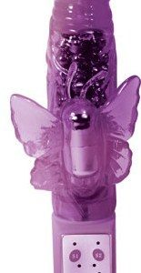 Butterfly Climaxer Purple
