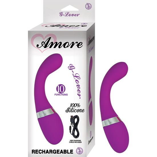 Amore G Lover Purple Vibrator