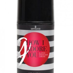 G How I Adore You Cream G-Spot Stimulator 1.7oz