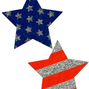 Rockstar Stars & Stripes Red
