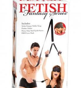 Fetish Fantasy Tickle Strap