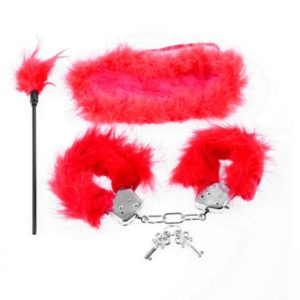 Feather Fantasy Kit Red