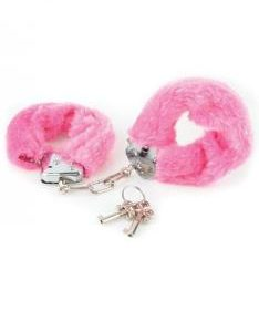 Fetish Fantasy Fancy Furry Cuff Pink