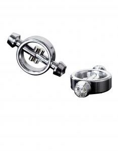 Limited Edition Magnetic Nipple Clamps