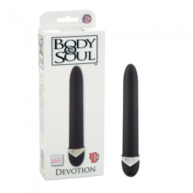 Body and Soul Devotion Black