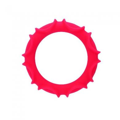 Adonis Silicone Ring - Atlas Red