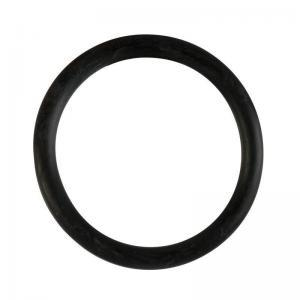 Black Rubber Cock Ring - Large