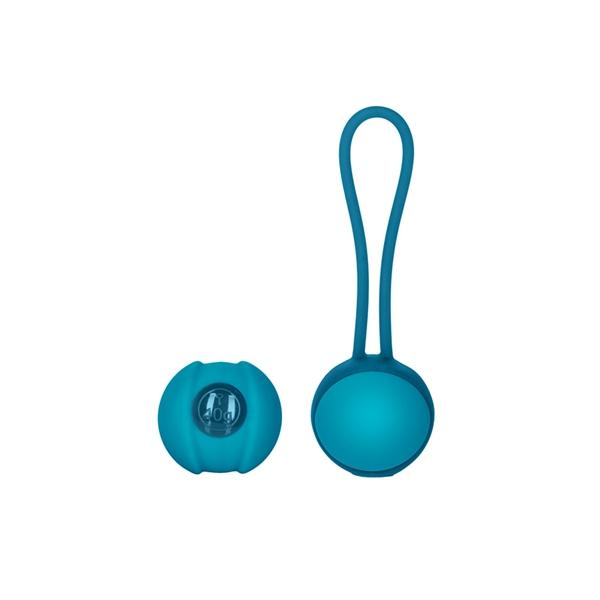 Mini Stella I Blue Kegel Ball