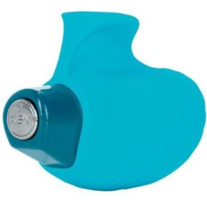 Key By Jopen Aries Finger Vibrator - Robin Egg Blue