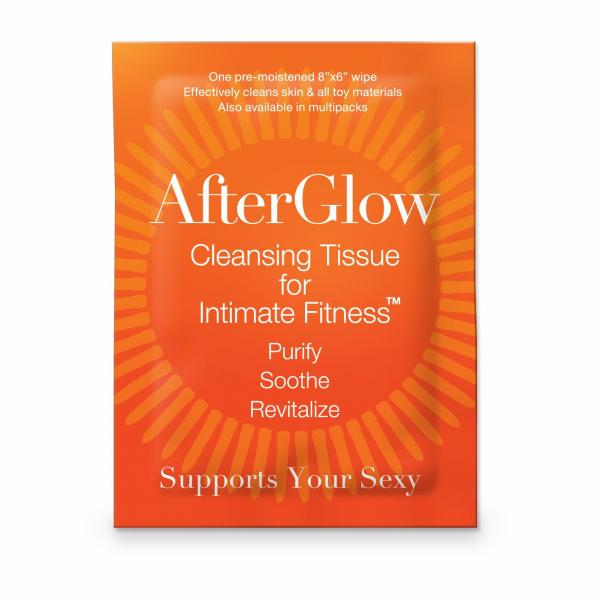 Afterglow Single Cleansing Tissue
