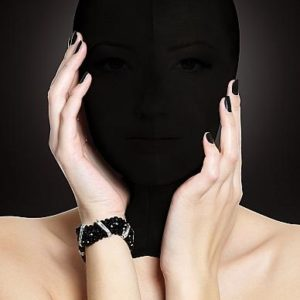 Ouch Subjugation Mask Black