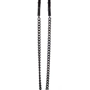 Ouch Pincers Nipple Clamps Black