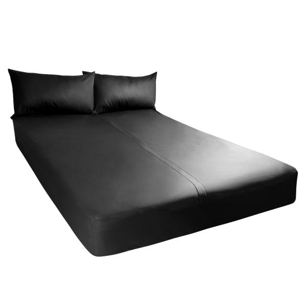 Exxxtreme Sheets Fitted Rubber Sheet King Size