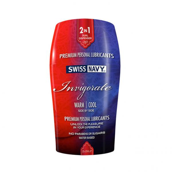 Swiss Navy Invigorate Personal Lubricants