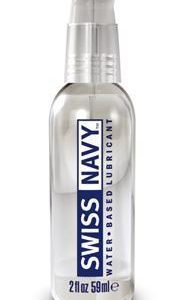 2 oz Water Based Lube