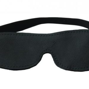 Contour Blindfold with Black Fur O/S