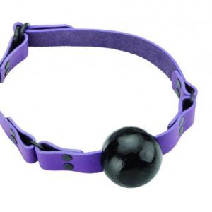 Crave Small Ball Gag With D Ring 1.5 Inch