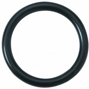 Black Steel C Ring 1.75""