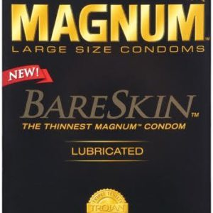 Trojan Magnum Bareskin 10 Pack Condoms